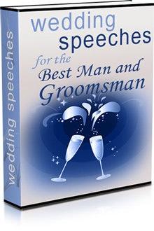 Best Man and Groomsman speech eBook digital guide by giftscrolls, $5.00