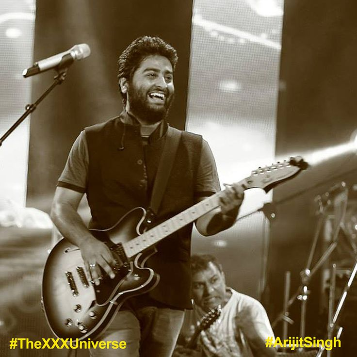 India's best energy drinks #TheXXXUniverse brings #ArijitSingh and Symphony Orchestra live show at Dome Hall NSCI.