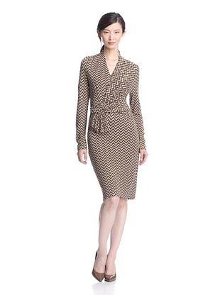 Eva Franco Women's Attica Draped Dress
