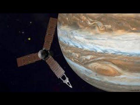 Juno probe  Nasa spacecraft reaches Jupiter After traveling 1.8 billion ...