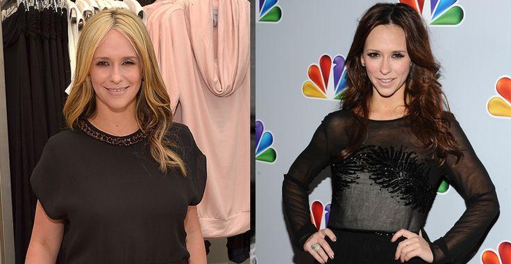 Após gravidez, Jennifer Love Hewitt surpreende ao aparecer loira