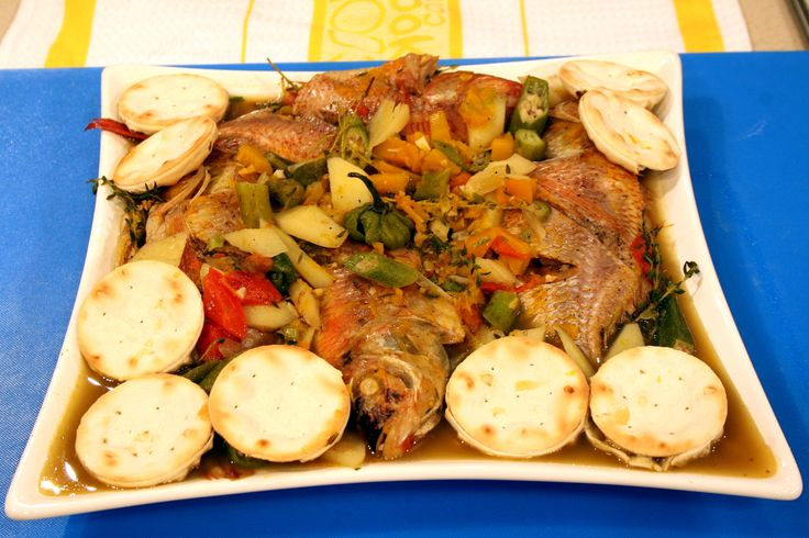 79 best images about jamaican and island food on pinterest for Jamaican steam fish recipe