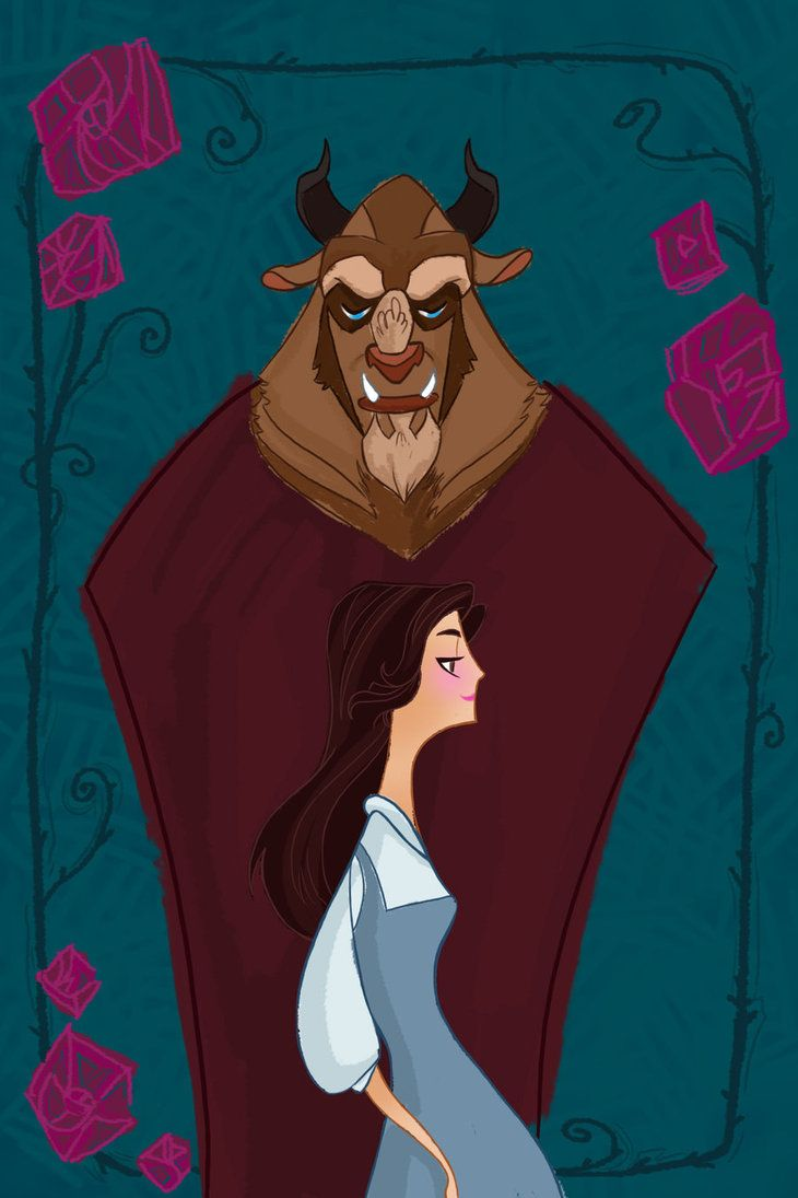 Beauty and The Beast concept art | Beauty and the Beast