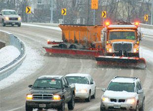 New Snow Plow Hits Michigan Roads This Winter Wxyz