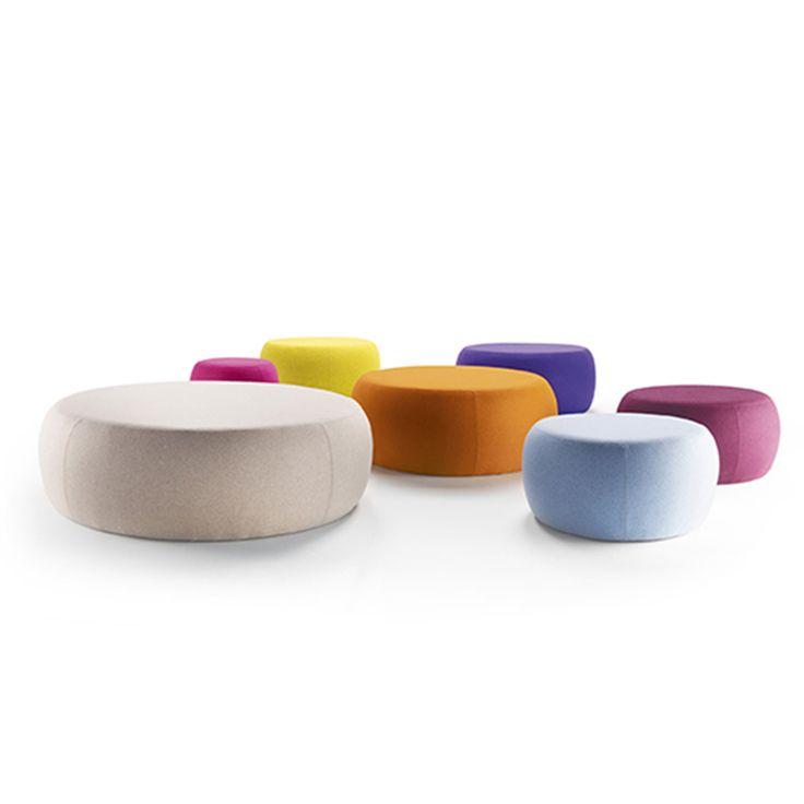Chairs & Accessories Laika Pouf Living & Dining Room Silvia Tauschke Treku Furniture