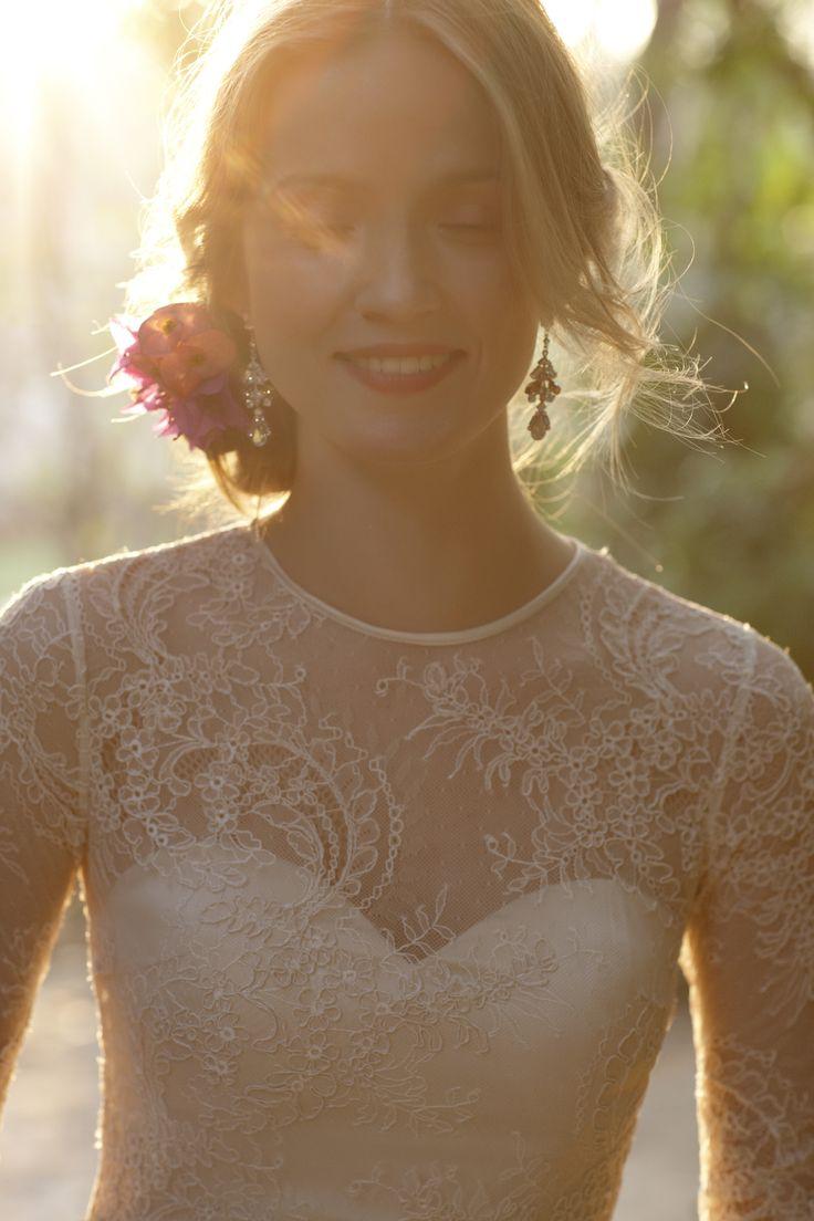 A new BHLDN wedding dress from their 2014 Summer line | blog.theknot.com