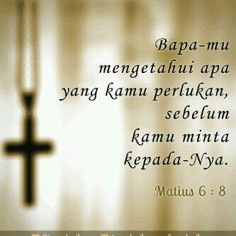 Bapa mengetahui