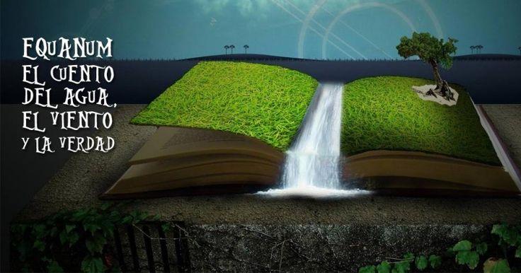 EL CUENTO DEL AGUA, EL VIENTO Y LA VERDAD. Protege el agua, aprende, disfruta por y para la naturaleza! Hoy os dejamos con esta reflexión. Una sabia enseñanza en torno al agua. Entra aquí y léelo!