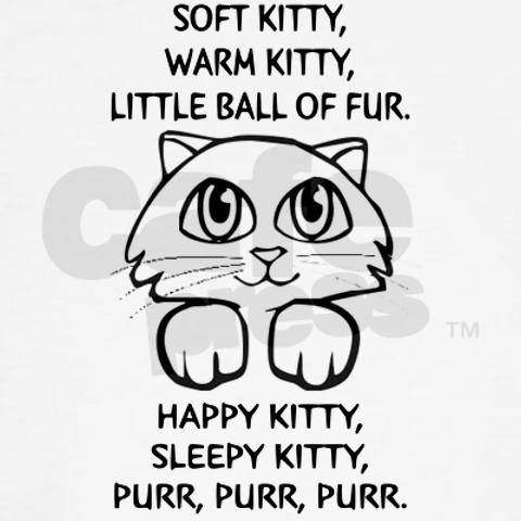 'Big Bang Theory': 'Soft Kitty' Alternate lyrics | Comic ...