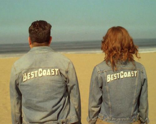 Love Best Coast, and their jackets...