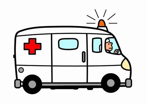146 best Ambulance images on Pinterest | Medical humor, Paramedics ... | {Ambulance clipart 96}