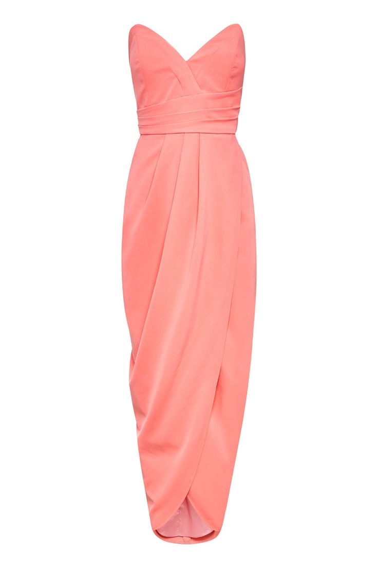 LULU MAXI DRESS: PINK - from Sheike $169.95
