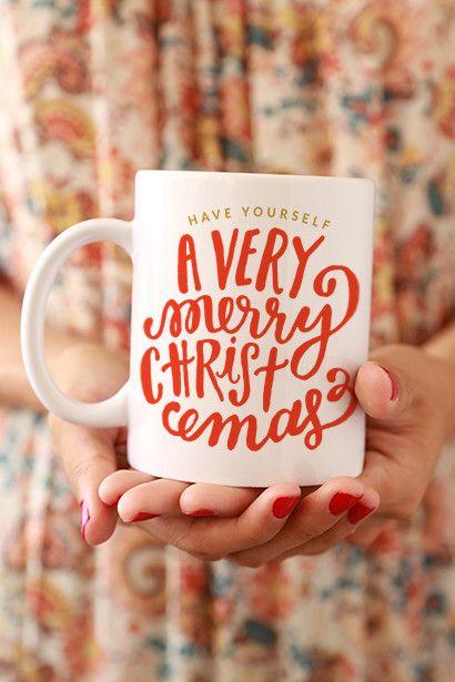 Very Merry Christmas Mug