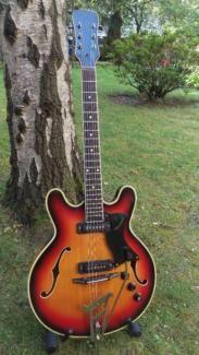 Musima ES Style E Gitarre DDR in Berlin - Charlottenburg | Musikinstrumente und Zubehör gebraucht kaufen | eBay Kleinanzeigen