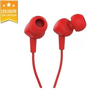 Cheap JBL C100SI In-Ear Headphones with Mic (Red)Order in good conditions JBL C100SI In-Ear Headphones with Mic (Red) ADD TO CART JB030ELAA9X97HANMY-21123350 TV, Audio / Video, Gaming & Wearables Audio Headphones & Headsets JBL JBL C100SI In-Ear Headphones with Mic (Red)