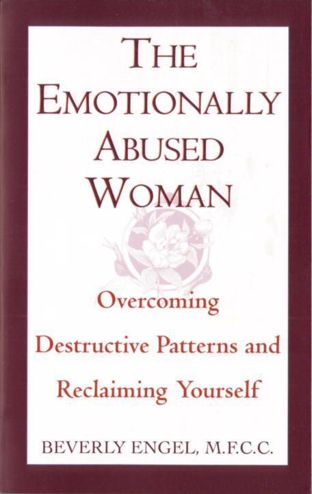 51 best books for divorce abuse recovery images on pinterest the emotionally abused women overcoming destructive patterns and reclaiming yourself solutioingenieria Images