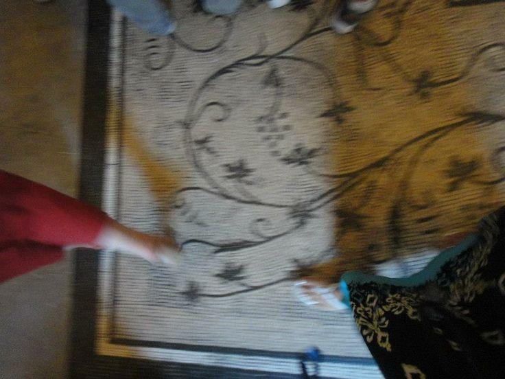 Tredding the mosaic tiles of the vatican rome italy - Diy fa r oma ...