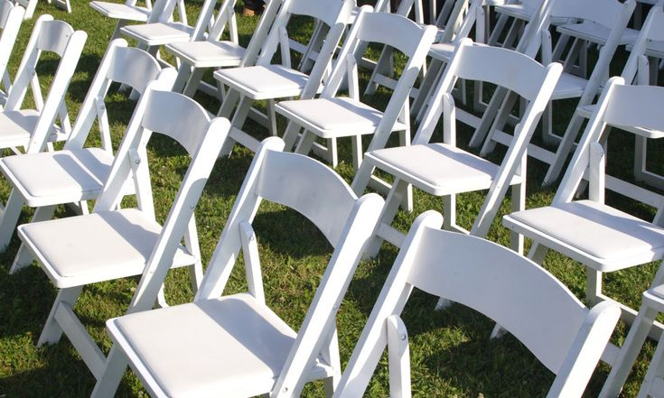 If you want to make your next event little hassle free, you need to hire folding chairs that make the best expression of your event.