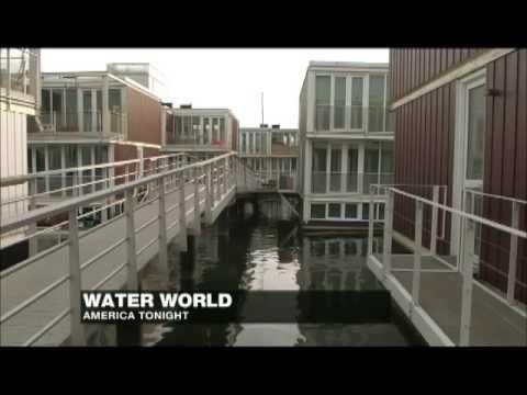 Al Jazeera, America Tonight: Waterwoningen IJburg Amsterdam