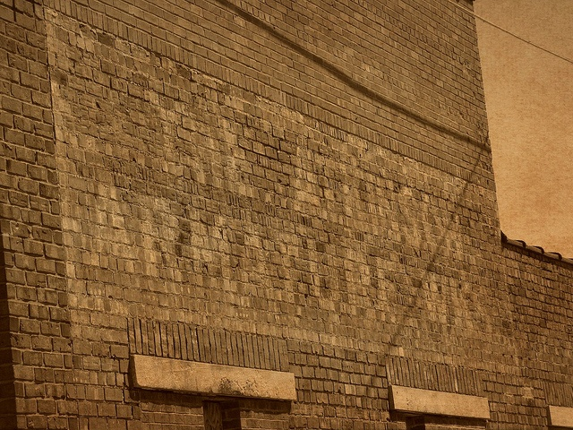 The Atkinson Armature Wks. -    		Ghost sign in Pittsburg, Kansas: Photo