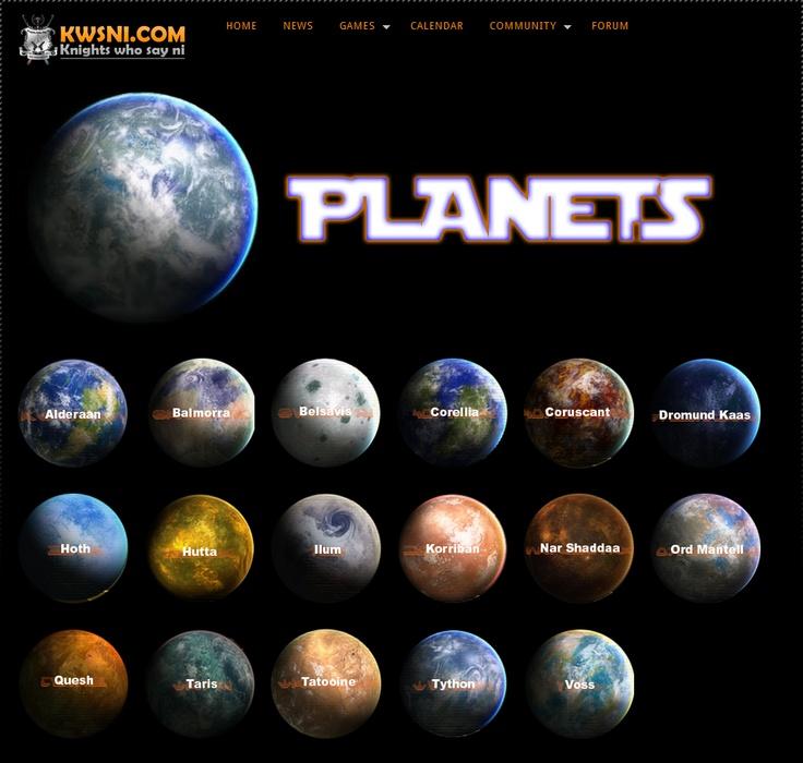 war planets - photo #30
