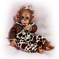 82 Best Images About Baby Monkey Dolls And Baby Dolls I