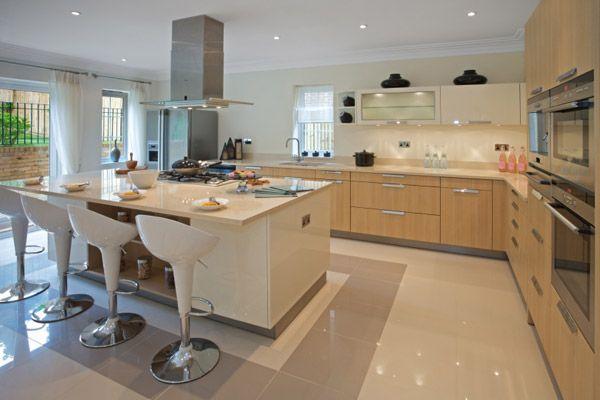 Kitchen Interior Design - Kitchen Worktops
