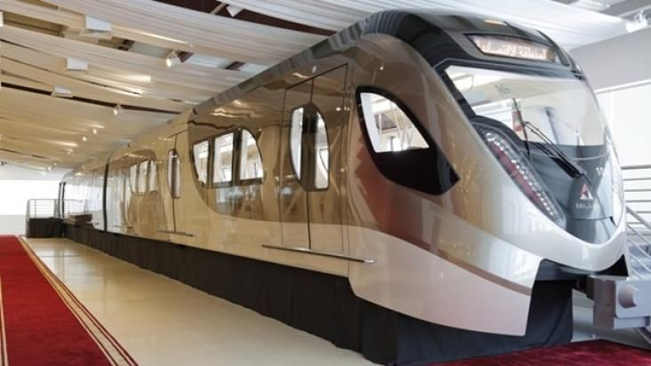 Doha Metro To Have Fastest Driverless Trains In The Region Doha Train Metro