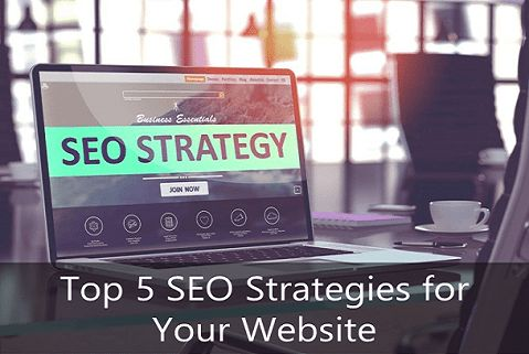Here are the top 5 SEO strategies that are sure to take your website to greater heights on Google and on other prominent search engines!