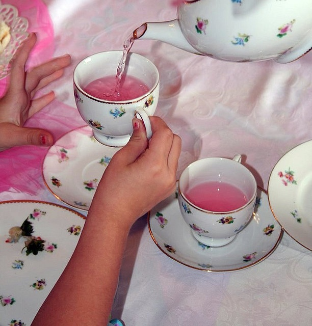 Ashlan's Fairy Tea Party by TravelingTParty, via Flickr