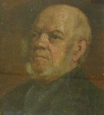 Portretul doctorului Carol Davilla