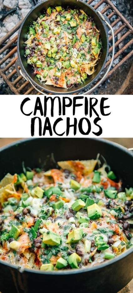 40 Trendy Simple Camping Food Summer | Healthy camping ...