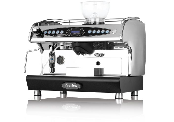 Cybercino Commercial Cappuccino Coffee & Espresso Machine