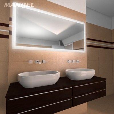 14 besten Wandspiegel Bilder auf Pinterest Imperium, Beleuchtung - badezimmerspiegel nach mass
