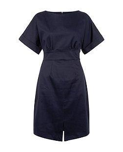 Robe bleu roi new look