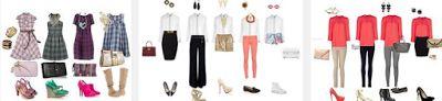 Las combinaciones a la hora de escoger nuestro vestuario son muy importantes para estar siempre elegantes y a la moda