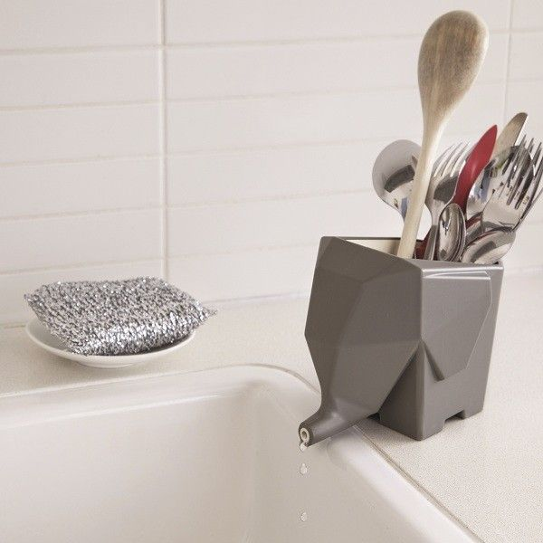 Jumbo - Cutlery Drainer exclusively available here (grey/cream): http://www.1designperday.com/store/jumbo.html FREE SHIPPING WORLDWIDE:
