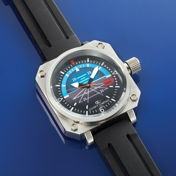 Attitude Indicator Watch in Spring 2013 from Wright Bros on shop.CatalogSpree.com, my personal digital mall.