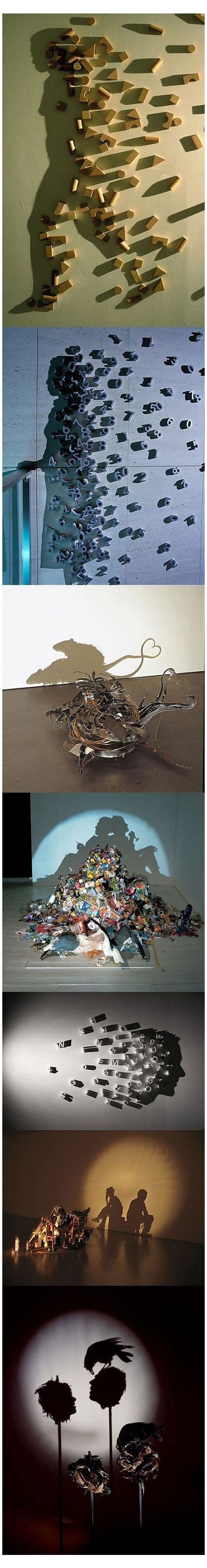 Funny pictures about Amazing Shadow Art Oh
