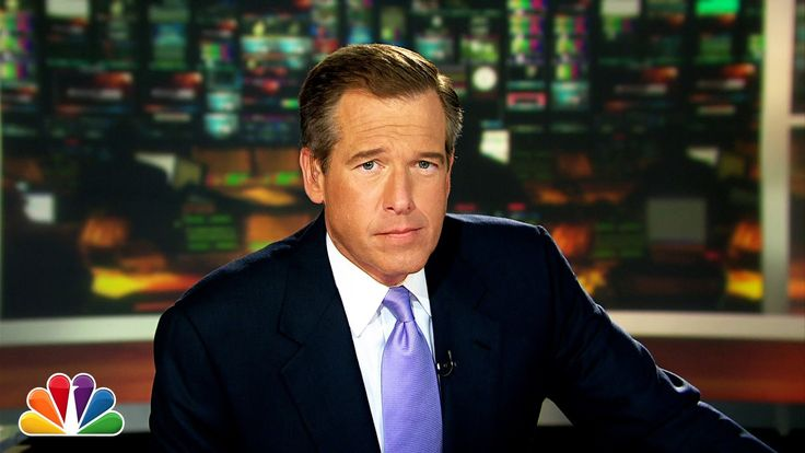 NBC Anchor Brian Williams Caught in a Major Lie about His Time in Iraq  2/5/15