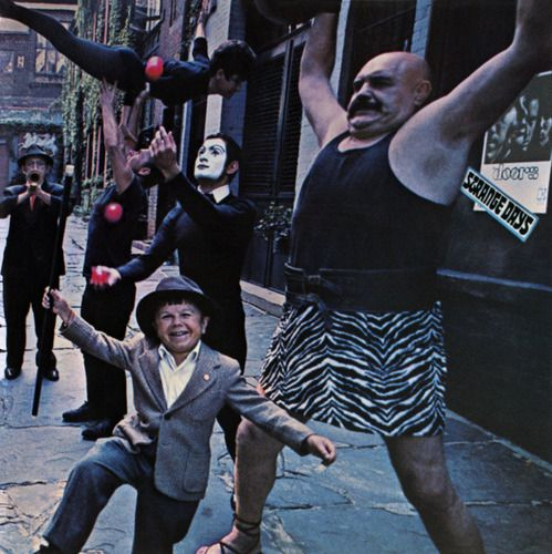 The Doors - Strange Days {1967}