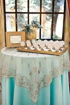 Aqua Gold Wedding 028