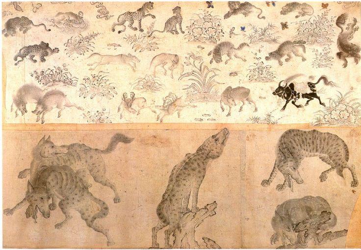Hayvan Eskizleri