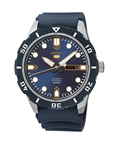 Seiko 5 Sports SRP677K2 Automatic Mens Watch very sporty *** Check out the image by visiting the link.