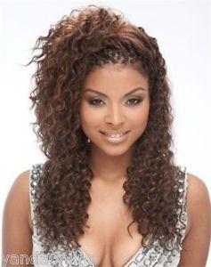Buy Human Hair For Braiding | 18 Human Hair Premium Blend Deep Wave Braiding Hair | eBay