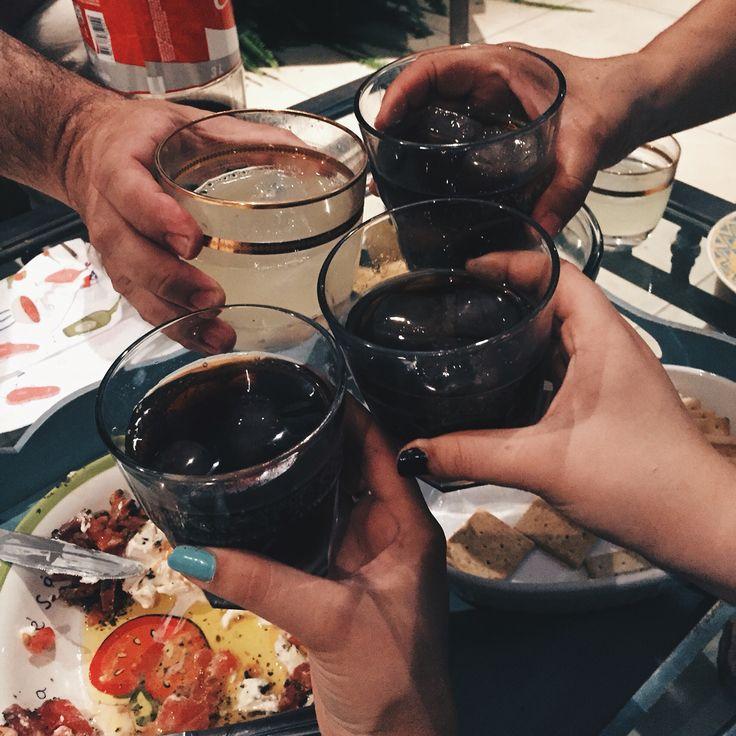 family drinks