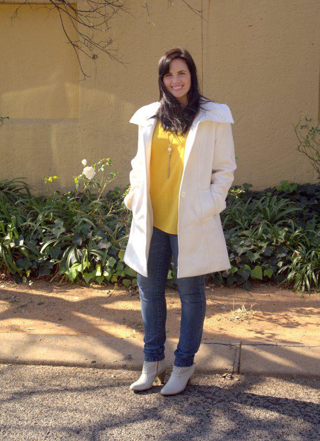 White Coat [K Storm Fashion Blog