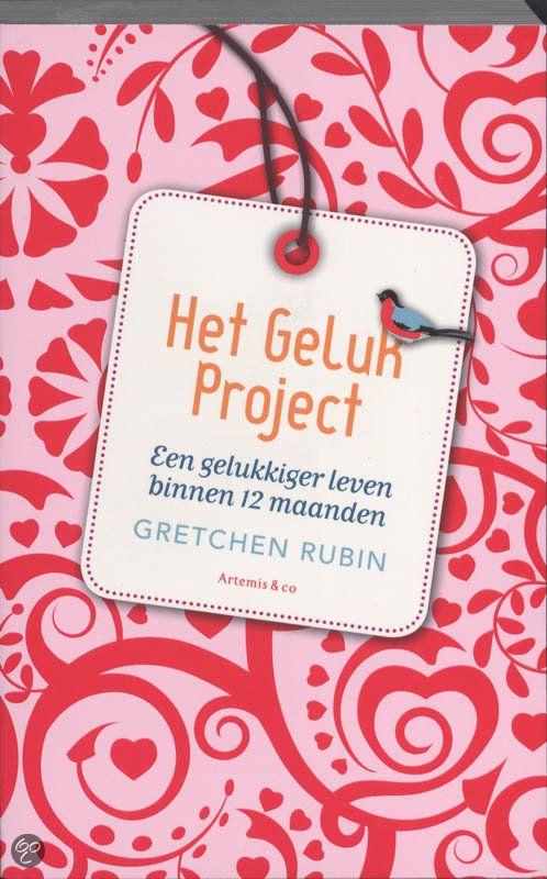 bol.com | Het Geluk Project (ebook) EPUB met digitaal watermerk, Gretchen Rubin...