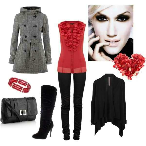 Outfit Autumn Night