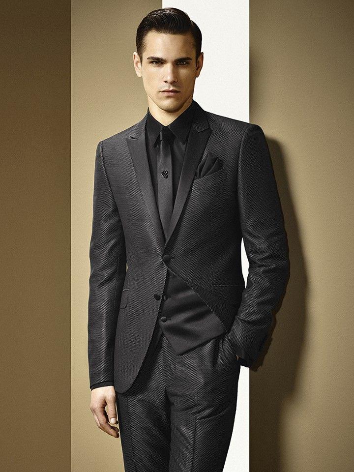 Vestito Da Matrimonio Uomo Invitato : Abiti da sposo abiti da sposa Šedivé obleky mens suits